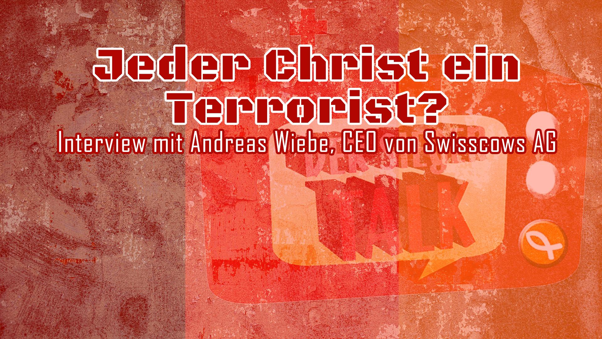 Jeder Christ ein Terrorist?